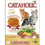 Cataholic   ( Tuna& Chicken ) 1.5 KG.