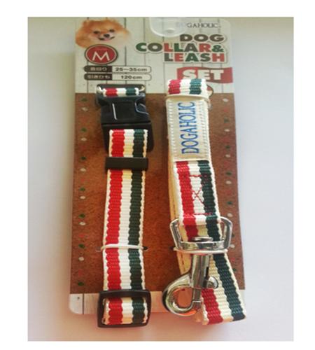 Collar Leash Set