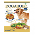 Dogaholic Adult,Chicken 20 KG.