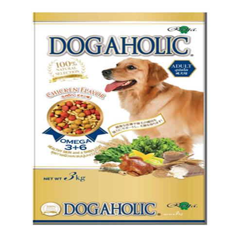 Dogaholic Adult,Chicken 3 KG.