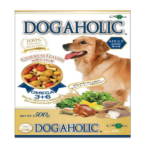 Dogaholic Adult,Chicken 500 G.