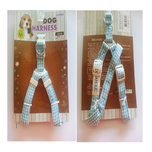 Harness Check  BLUE