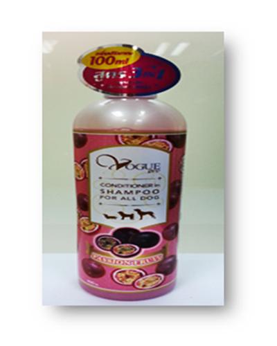 Shampoo ( Passion Fruit Pink ) 400 ML.