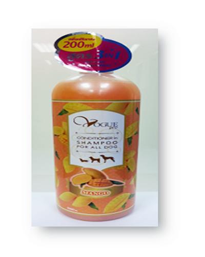 Shampoo ( Mango Orange) 1000 ML.