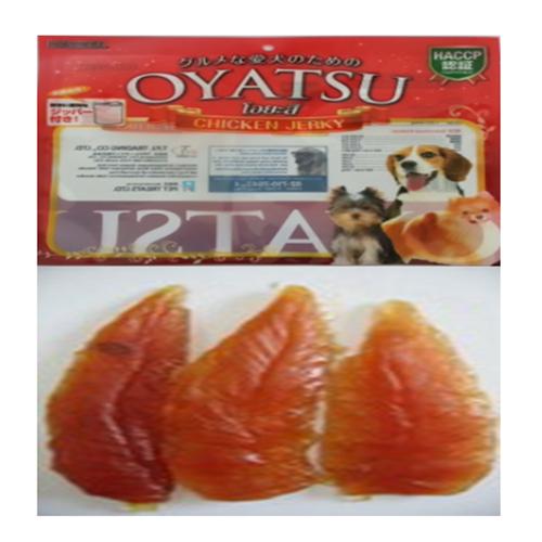 Oyatsu  Soft Chicken + Jerky