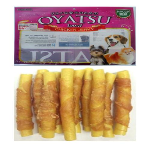Oyatsu Chicken Wrap Cheese