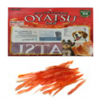 Oyatsu Soft Chicken Jerky + Sliced
